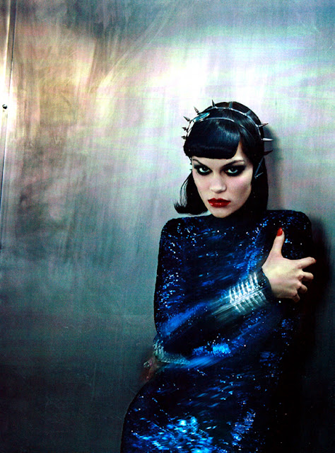 fashion,vogue,vogue italia,jessie j,jessie j vogue,fashion blog