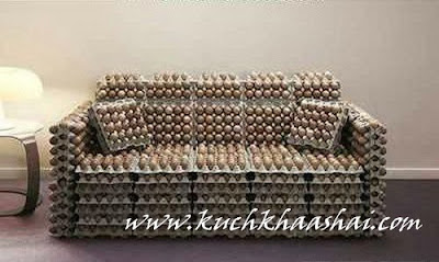 Crazy Egg Art Sculptures