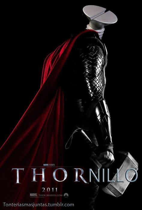 Chistes Thor: Thor-Nillo