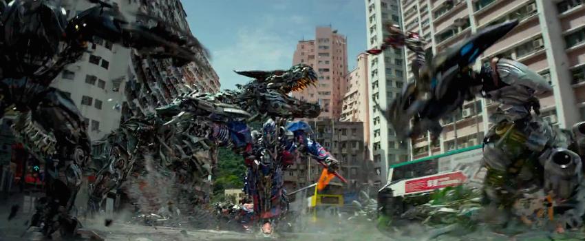El Diario de Black Luffy Transformers 4 La Era de la Extincin