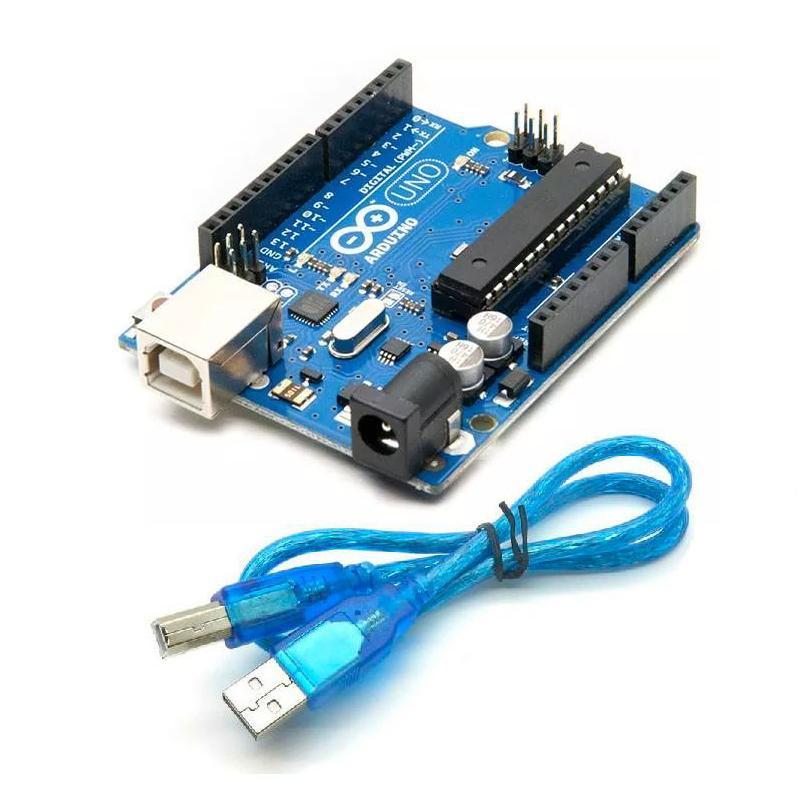 Pengertian arduino uno mikrokontroler atmega cara tekno