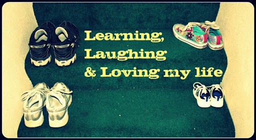 Learning, laughing and loving my life