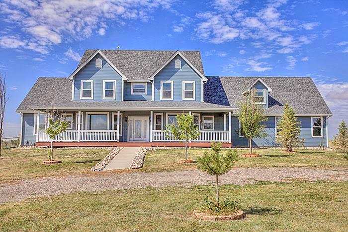 Sold! 47895 Foxwood Drive in Elizabeth Colorado