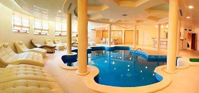 Beautiful Swimming Pools Around The World Spa Indoor