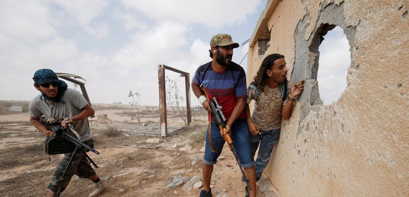 Война в ливии дети фото