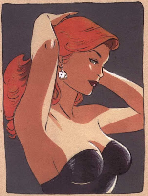 Philippe Berthet pin up