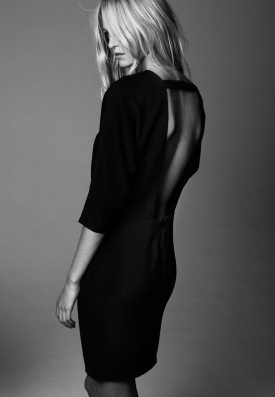 Deitas Julia silk satin dress | Spring/Summer 2015 via fashionedbylove