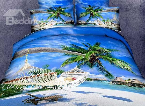 http://www.beddinginn.com/product/New-Arrival-Beautiful-Sand-Beach-And-Coconut-Palm-Print-4-Piece-Bedding-Sets-10872501.html