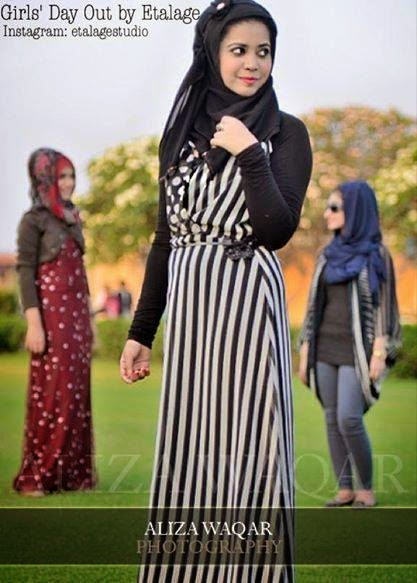 Latest fashion for girls in summer 2014