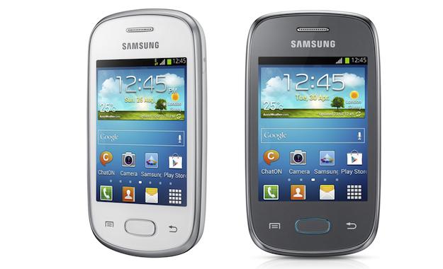 SAMSUNG Galaxy Star [S-5282]