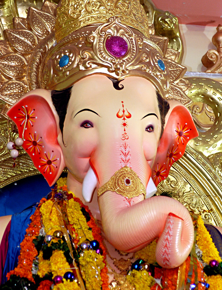 Ganpati Bappa Photo Gallery | Ganesh Wallpaper | 936 x 1224 jpeg 412kB