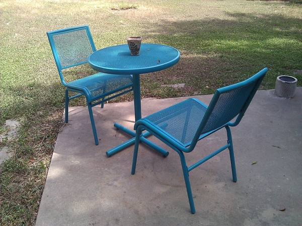Craigslist Table And Chairs