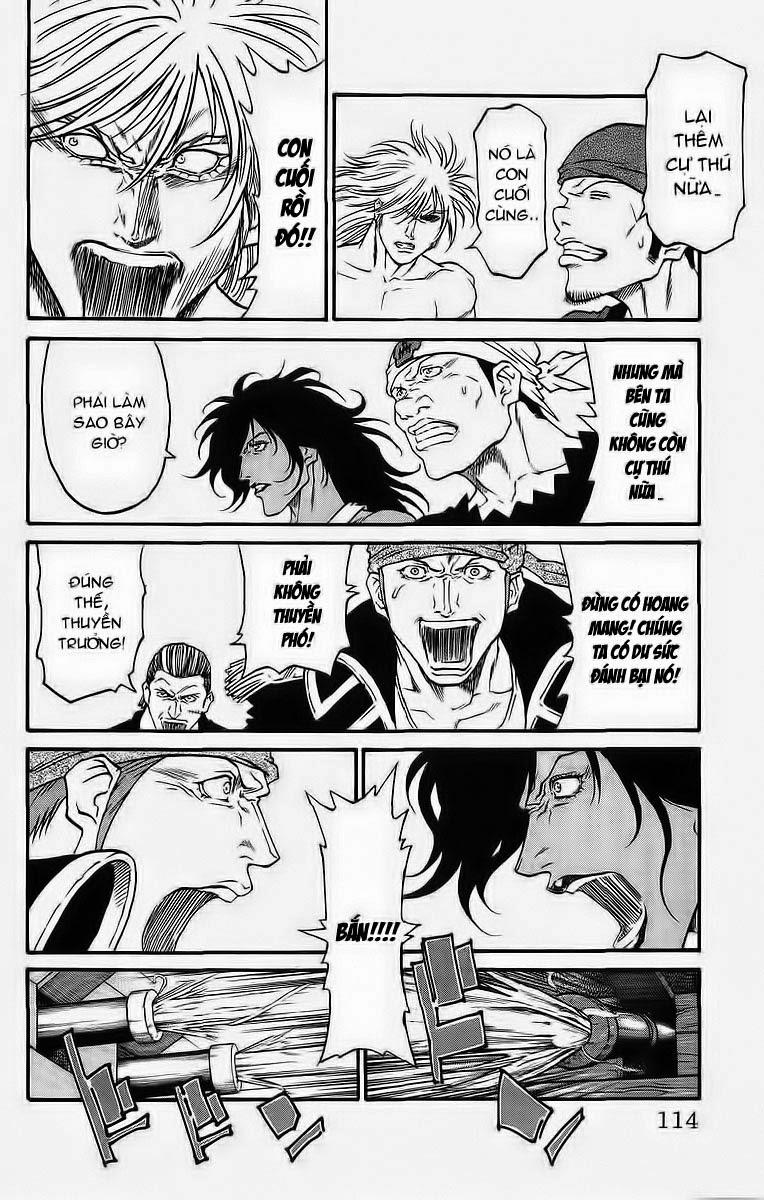 Vua Trên Biển – Coco Full Ahead chap 237 Trang 7 - Mangak.info
