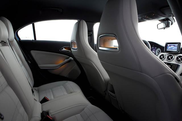 Mercedes benz a200 luxo com pre o abaixo de r 100 mil for Mercedes g interno