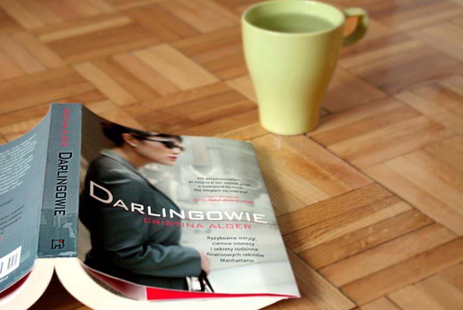 """Recenzja książki. """"Darlingowie"""" Cristina Alger"""