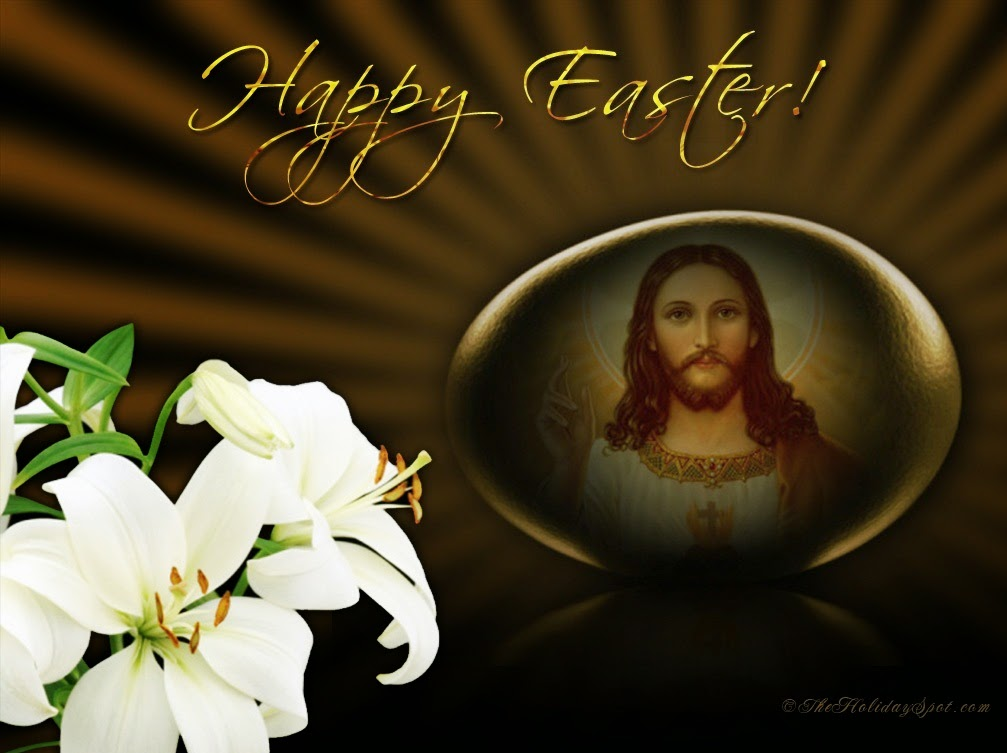 happy easter sunday images for twitter sharing