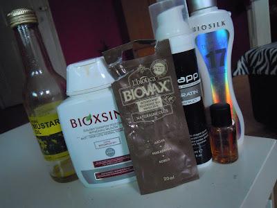 Mój pierwszy raz z maską Biovax Naturalne oleje