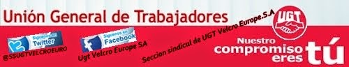 Seccion Sindical UGT en Velcro Europe .S. A