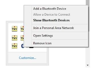 DominioTXT - Pareamento Bluetooth