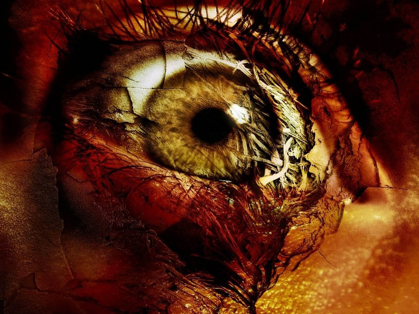 Tag horror eye wallpapers images photos pictures and backgrounds