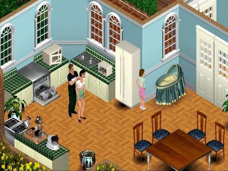 Sims 1 Game Download Free