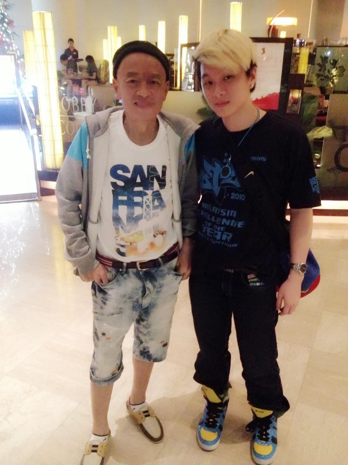 Ray 陳學沿 (raytansy) & 高凌風 Frankie Gao