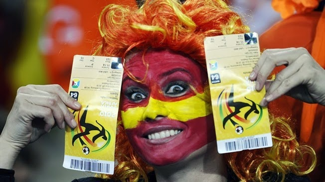 FIFA World Cup 2014  Travel Plans Guide