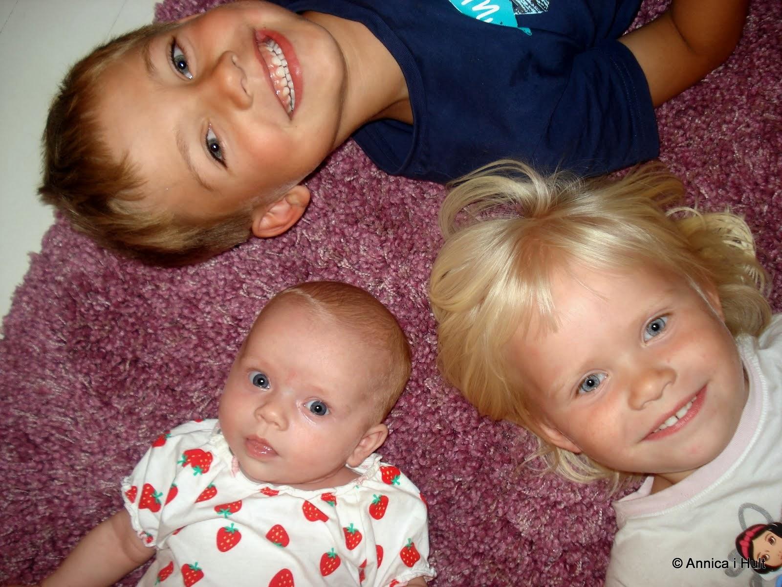Noel, Ella och Irma