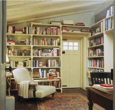 reading nook, holiday reading, holiday bathroom, stone cottage bathroom, Stone Iris' house, country stone cottage the holiday, stone fireplace, holiday stone cottage