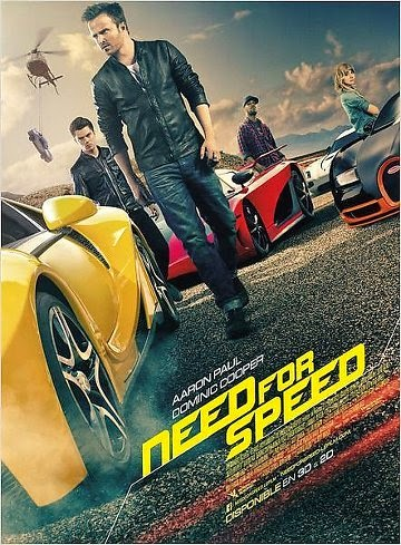 Need for Speed en Streaming
