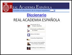 Diccionario REAL ACADEMIA ESPAOLAÑA
