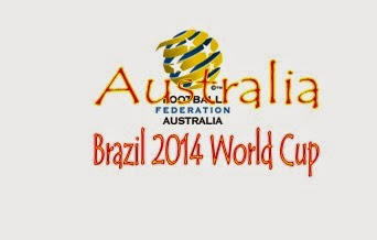 Profil Tim Australia Piala Dunia 2014 Brasil