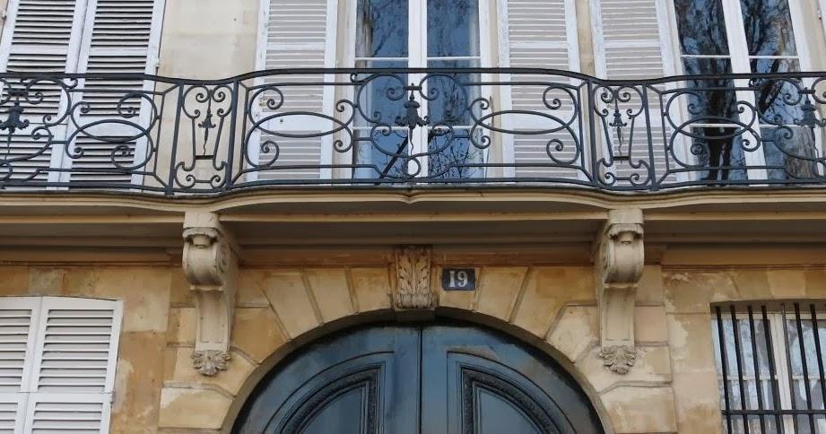 Combien a porte balcons paris consoles en pierre - Combien de portes a paris ...