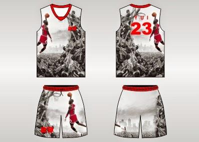 Kaos Basket 003
