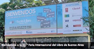 Feria Internacional del Libro en Buenos Aires 2011