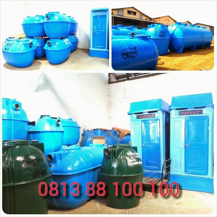 septic tank fibreglass biotech