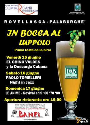 Festa della birra a Rovellasca