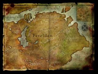 Nueva Partida a Dragon Age: La espada de Walleran