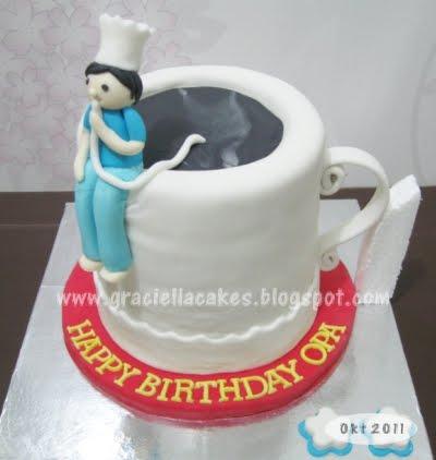 Graciella Cakes Birthday Manye Cake Wedding Cupcake Cake