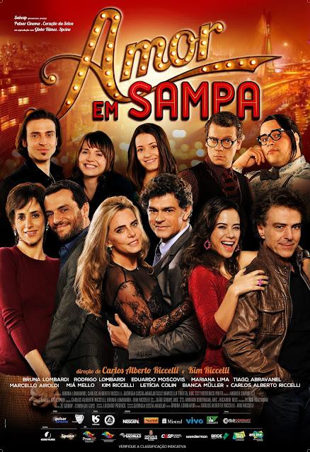 Amor em Sampa – HD 720p Online