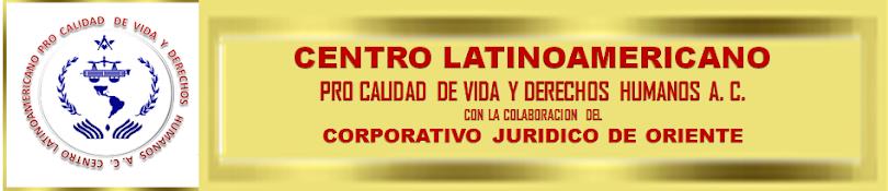 EN COLABORACION CON EL CORPORATIVO JURIDICO DE ORIENTE