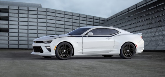 Pricing Details Have Been Released For The 2016 Camaro