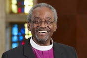 THIS IS OUR PRESIDING BISHOP- MICHAEL CURRY. Click on the photo to visit his webpage.