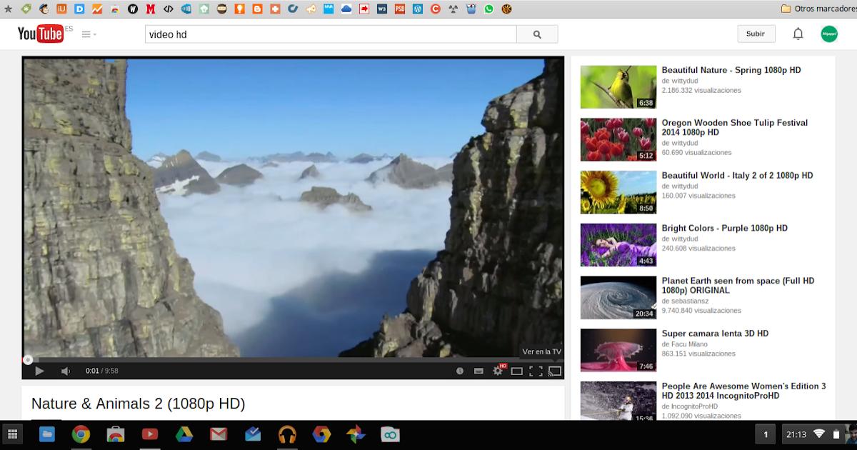 ¿Cómo ver vídeos de Youtube con tu chromecast desde tu chromebook?