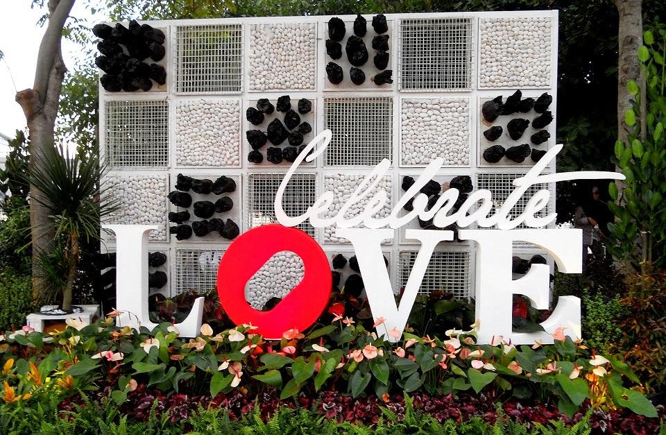 Festival Bunga Dan Taman di Floria Putrajaya 2014