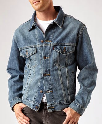 Levis Levis Dna Trucker Denim Jacket At ASOS   Stylehive