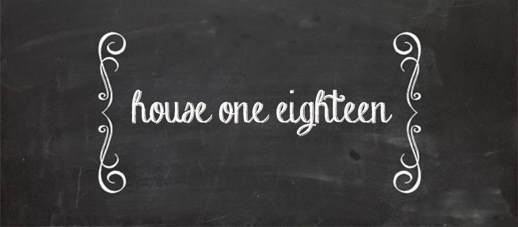 house one eighteen