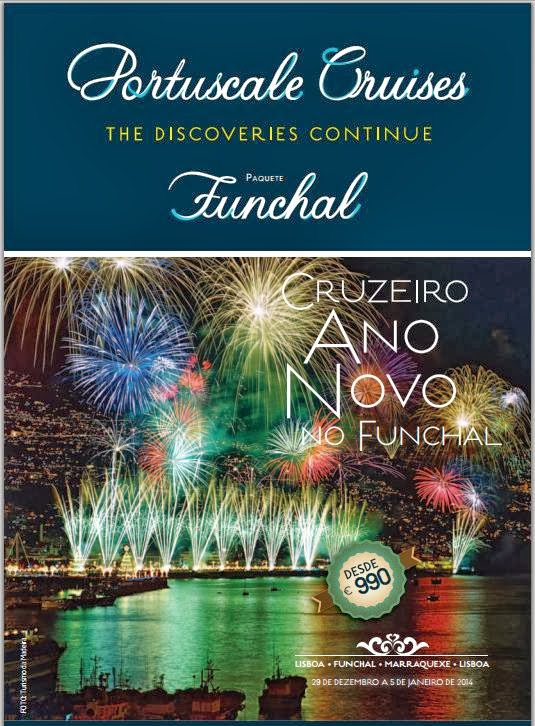 Cruzeiro de Fim de Ano Paquete FUNCHAL