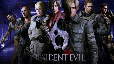 Resident Evil 6 (2013) Pc Game Crack Download