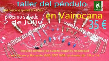 TALLER DEL PENDULO